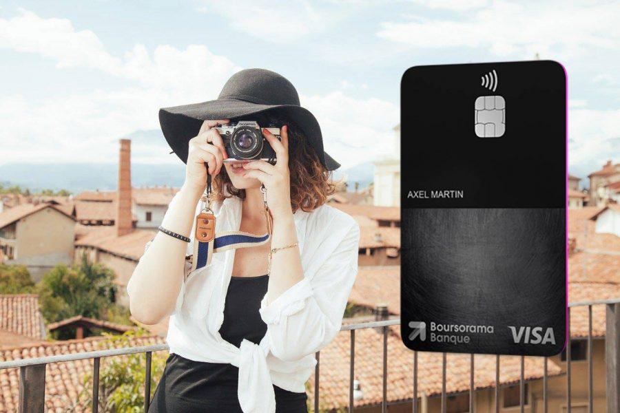 Boursorama Ultim : Avis et infos sur cette offre de carte sans frais à l'étranger